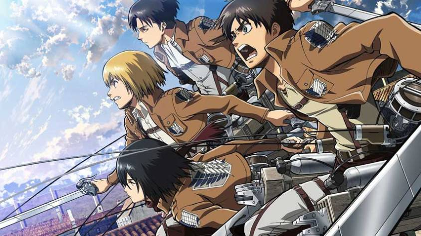 Attack on Titan Review