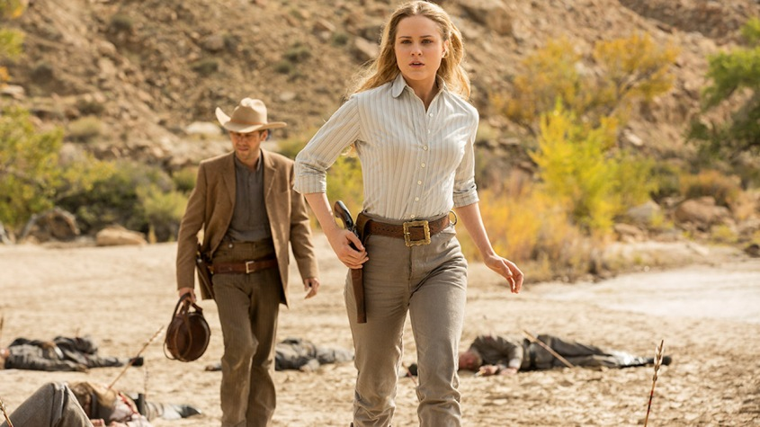 Westworld Season 1 Review