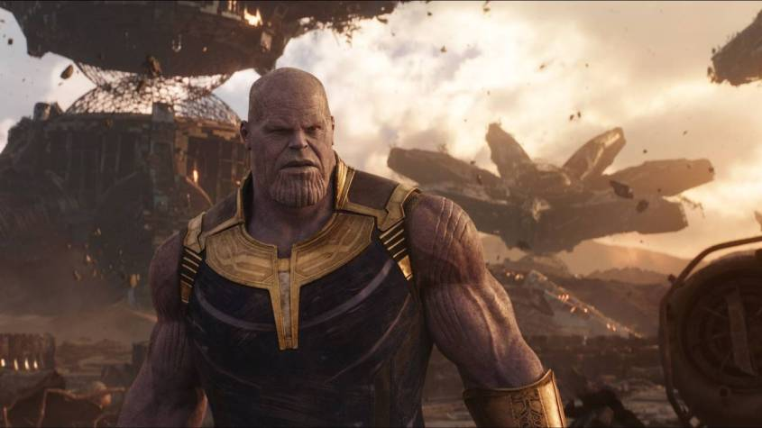 Avenger: Infinity War Review