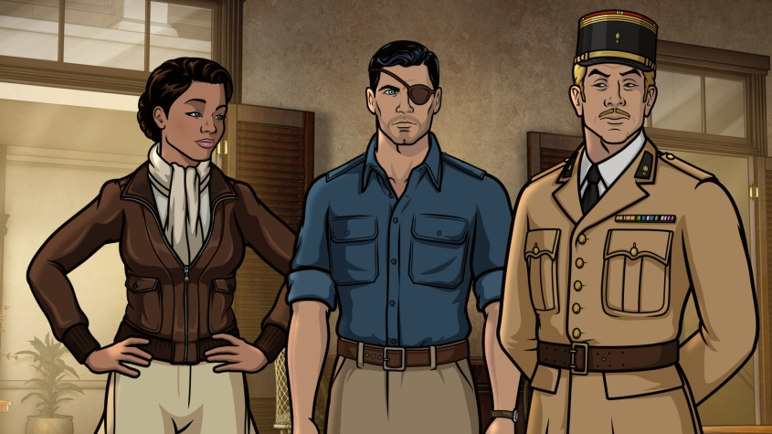Archer Season 9 Review