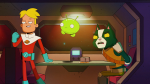 Final Space Review